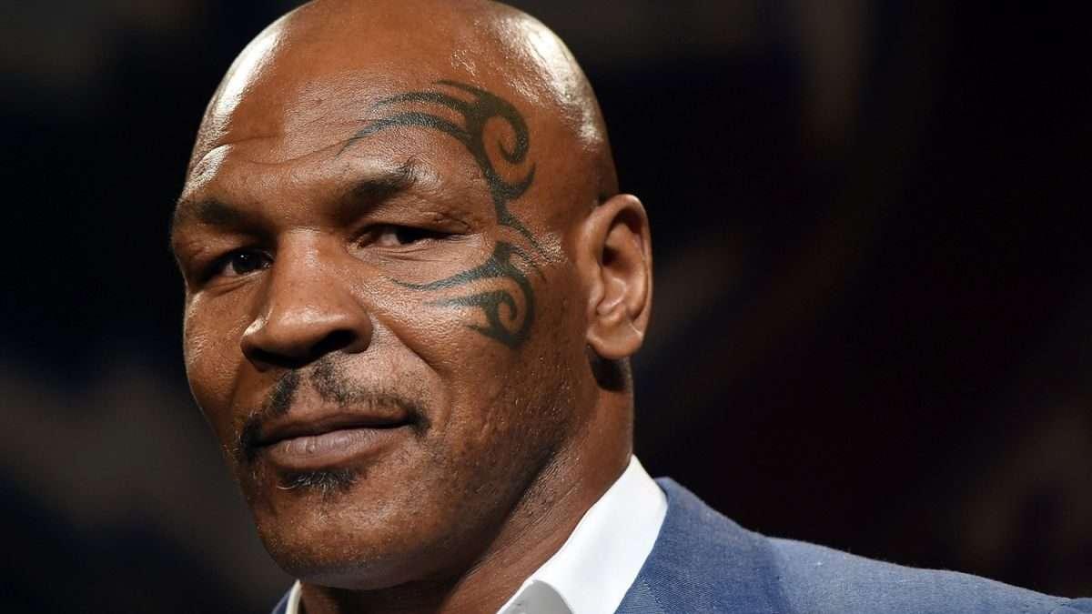 Mike Tyson, sincero y sin tapujos