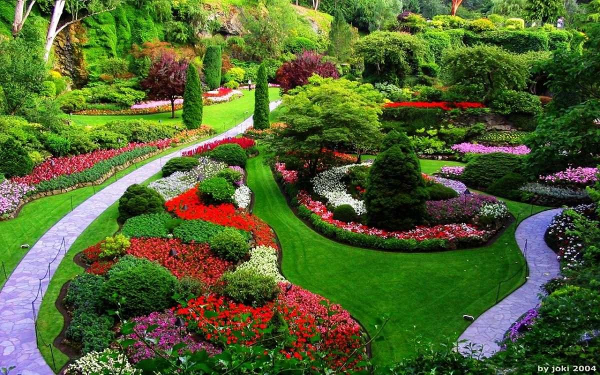 Diseño de jardines modernos - Belen es Noticia